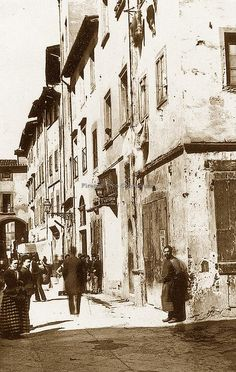 Incorporato Foto Vintage, Firenze, Italy, History, Places, Painting, Travel, Modern, Kids