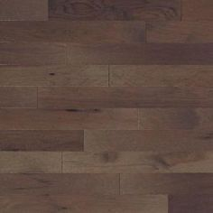 Heritage Mill Brushed Vintage Hickory Pewter 3/8 in. x 4-3/4 in. x Random Length Engineered Click Hardwood Flooring (33 sq. ft. /case)-PF9757 - The Home Depot