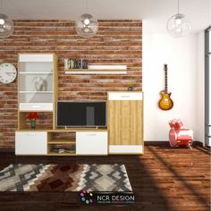 "Interior design for the ""Iva"" living by placing it in an interior space with decorative objects and colors. #design #decor #interiors #livingfurniture #palfurniture #sonomafurniture #furnitureideas #homefurniture #woodfurniture #whitefurniture #interiorfurniture #livingdesign #vrayinterior #render #3dsmax #ncrdesign"