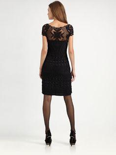 TENDENCIAS de la moda de ganchillo Crochet vestido por Irenastyle