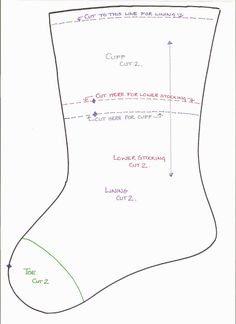 Sew Good by Deborah Good: Make a Christmas Stocking