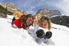 Vacanza sulla neve in Trentino con la famiglia