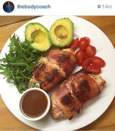 Lean in 15 recepies Quick Healthy Meals, Healthy Eating Recipes, Clean Eating Recipes, Cooking Recipes, Healthy Food, Joe Wicks Lean In 15, Lean Dinners, Joe Wicks Recipes, Food Inspiration