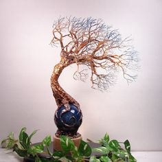 10 Astounding Crystal-Tree Sculptures | The Mind Unleashed ♥ | ©