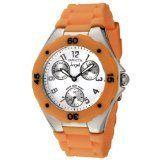 Invicta Women's 0696 Angel Collection Multi-Function Stainless Steel Orange Polyurethane Watch - http://www.bestwatchdeals.co/women/wrist-watches/casual-wrist-watches/invicta-womens-0696-angel-collection-multi-function-stainless-steel-orange-polyurethane-watch/ #0696, #Angel, #Collection, #Function, #Invicta, #Multi, #Orange, #Polyurethane, #Stainless, #Steel, #Watch, #Womens