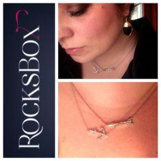 January 2014 RocksBox Photos & Review #RocksBoxSelfie | via @BlushingNoir