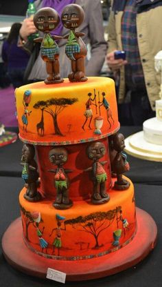 south african themed wedding cakes themed wedding cake cakes beautiful cakes for 20289