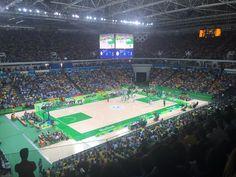 Argentina Win vs Brazil (111-107) Men's Basketball Rio Olympic 2016