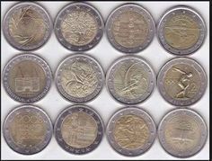 SE AVETE UNA DI QUESTE MONETE DA 2 EURO, SAPPIATE CHE NE VALE 600 Solitamente diamo poca importanza alle monete, indipendentemente dal taglio, prediligendo le banconote, perchè più leggere e meno ingombranti.Gli appassionati però, sanno che alcune monete possono av #monete