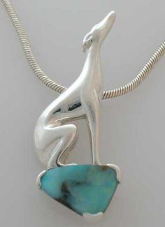 Fab custum made pendant by www.voyagersjewelry.com
