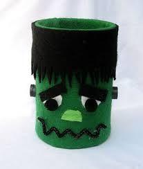 Resultado de imagen de adorno cabeza hallowen niños
