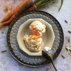 minxeats - recipes, recaps, and restaurant reviews: Cardamom Carrot Ice Cream