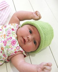 Simple Baby Hat - free pattern – Blue Sky Alpacas