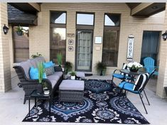 Go Outside, Porch, Yard, Patio, Outdoor Decor, Home Decor, Balcony, Decoration Home, Room Decor