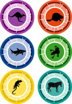 Exceptional image within creature power discs printable