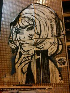 MONTPELLIER ET MARSEILLE – STREET ART