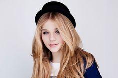 Chloe Grace Moretz, TeenVogue.com