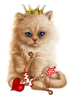 chats - Page 5 Cute Kittens, Cats And Kittens, Cute Cartoon Animals, Baby Animals, Cute Animals, Alien Drawings, Cute Drawings, Beautiful Cats, Animals Beautiful