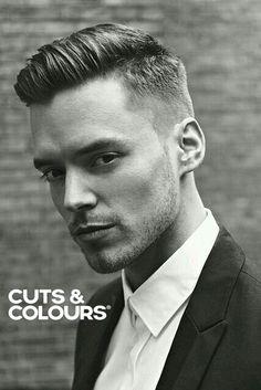 Business Cut | Mannen kort haar | CUTS & COLOURS