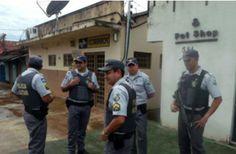 JUIZ DE FORA SEGURA  : Chegou ao limite! Polícia não persegue assaltantes...