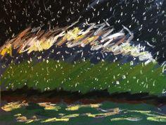 eBay New Listing! Original 9x12 Soft Pastel by Tim Bruneau! Bids Start at 1 Penny! Artist Landscape Soft Pastels Original Tim Bruneau Impressionism 2000-Now #Impressionism