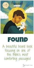 Found: Psalm 23, by Sally Lloyd-Jones and Jago A beautiful board book focusing on one of the Bible's most comforting passages!