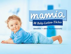 Aldi Süd Packungsdesign | mamia Babyfeuchttücher | Jasten, Büro für Gestaltung und Kommunikation | Markenentwicklung und Verpackungsdesign aus Irsee im Allgäu