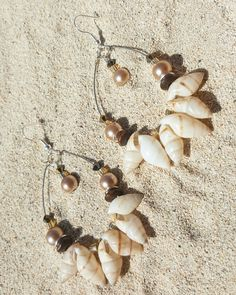 Pearl Earrings, Drop Earrings, Pearls, Jewelry, The Creation, Hand Made, Pearl Studs, Jewlery, Jewerly