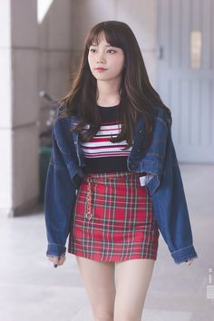 Ulzzang Fashion, Korean Fashion, Ulzzang Style, Fashion Tag, Daily Fashion, Asia Girl, Airport Style, Kpop Girls, Korean Girl