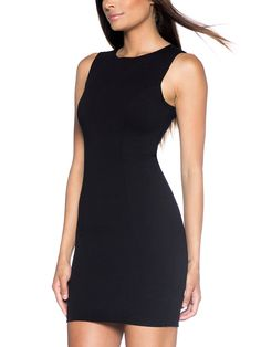 The 9 to 5 Fatale Dress (AU $90AUD) by Black Milk Clothing