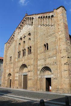 San Michele Maggiore, Pavia, Italy