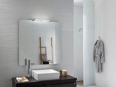 PAZ LED svítidlo, 6W, 291x15x98mm, chrom, SAPHO E-shop Bathtub, Vanity, Lights, Led, Mirror, Bathroom, Furniture, Shopping, Home Decor