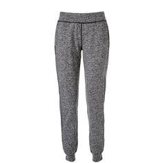 Sweaty Betty Ahimsa Yoga Pants ($125) ❤ liked on Polyvore featuring activewear, activewear pants, blackmarl, yoga activewear and sweaty betty