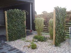 Gravel Garden, Garden Trellis, Garden Fencing, Fence Design, Garden Design, Scandinavian Garden, Recycled Garden, Low Maintenance Landscaping, Garden Structures