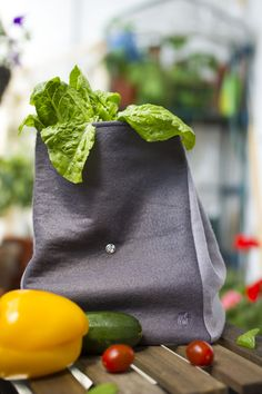 Hey You, yes You! Do you have your crunchy lunch bag? Hey You, Handmade Felt, Fashion Backpack, Lunch, Backpacks, Wool, Hats, Products, Hat