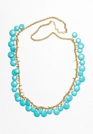 Dewdrop Necklace by Noonday Collection made with love in India