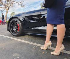 Cars and coffee #heels #highheels #highheelshoes #shoes #pumps #stilettos #legs #mercedes #mercedesamggt #nudeheels #patentleather #shoestagram #instashoes #shoelover #carsandcoffee