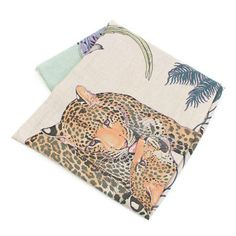 AUTHENTIC HERMES CARRE 140 SCARF JUNGLE LOVE MULTI COLOR GRADE S USED-AT