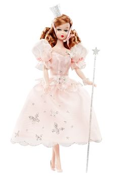 Looking for The Wizard of Oz Glinda Barbie Doll? Immerse yourself in Barbie history by visiting the official Barbie Signature Gallery today! Barbie I, Barbie World, Barbie And Ken, Barbie Clothes, Hello Barbie, Barbie Kelly, Barbie Style, Matilda, Wizard Of Oz Dolls