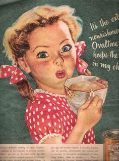 Newspaper Ovaltine Image detail for -ATOMIC Cafe: Old Australian Ads Posters Vintage, Images Vintage, Retro Images, Vintage Love, Vintage Ads, Vintage Prints, Old Advertisements, Retro Advertising, Retro Ads