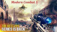 Modern Combat 5 Blackout v1.7.0I Mod APK DATA MC5 Download