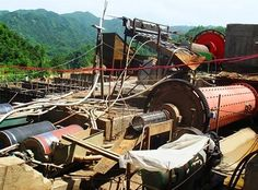 the ball mill with magnetic separator