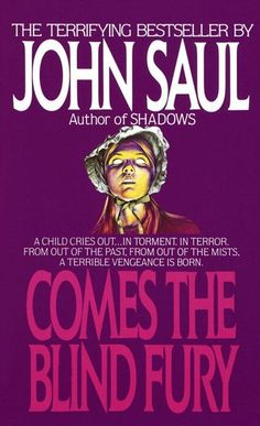This was the book that got me hooked on John Saul during my sophomore year in high school.