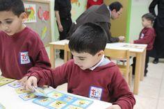 Child in Terra Santa schools