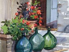 italian watercolor - Google Search
