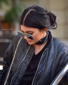 Kylie Jenner — Kylie yesterday