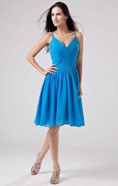 blue cheap bridesmaid dress,sky blue bridesmaid dresses#bridesmaiddresses