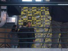 Nicholas Lea (Comic Con)
