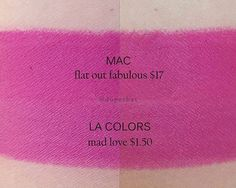 Another close dupe from @lacolorscosmetics ($1.50 at Dollar General)!