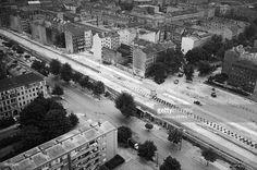 Nachrichtenfoto : Berlin, Germany In August, 1967 - The Berlin...